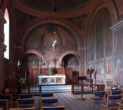 Our Lady Chapel is used for early Sunday and weekday services